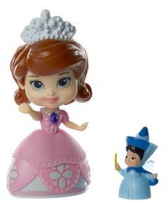 Disney Sofia the first og kongelige venner 7 cm - Sofia og Merryweather