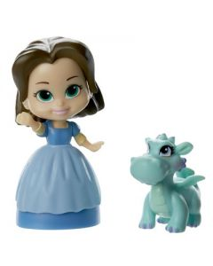 Disney Sofia the first og kongelige venner 7 cm - Jade og Crackle