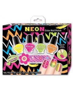 Neglelakk - neon farger