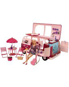 Steffi Love Hawaii VW camper - med dukke