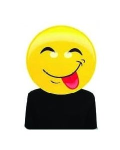 Emoji-maske - glad