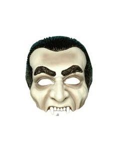 Halloweenmaske til voksen - Dracula