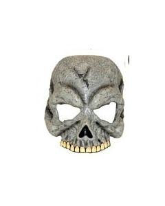 Halloweenmaske til voksen - skjelett