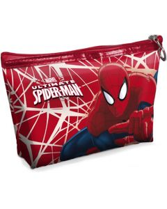 Spiderman toalettmappe