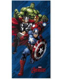 Avengers strandhåndkle 70x140 cm