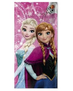 Disney Frozen strandhåndkle 70x140cm