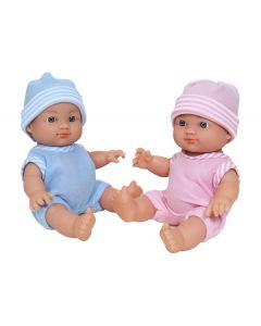Lissi babydukke 20cm - assortert