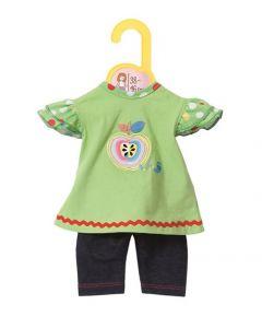 Baby Born dukkeklær - classic sett