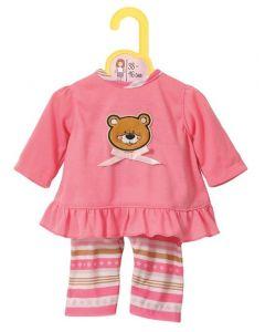 Baby Born dukkeklær - pysjamassett