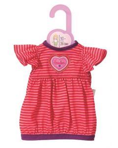 Baby Born dukkeklær - nattkjole 30-36 cm