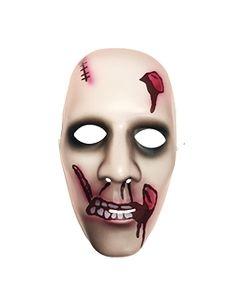 Zombiemaske til voksen