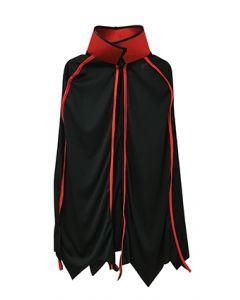 Halloweenkappe til barn 91cm - vampyr