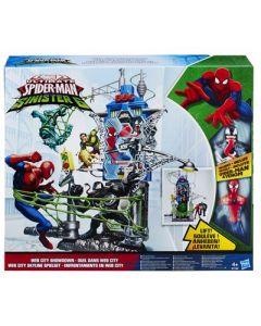 Spider-Man NYC Villain Invasion lekesett
