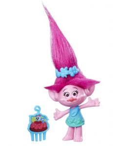 Trolls Troll Town collectable figur - Poppy