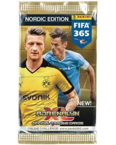 Panini Adrenalyn XL Fifa 365 16/17 Booster - byttekort