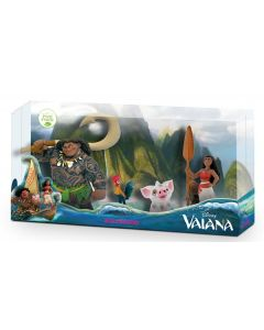 Bullyland Disney Vaiana Gift Box - 4 figurer
