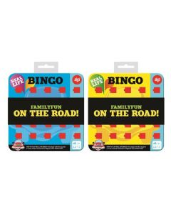 Alga Real Life bingo - reisespill