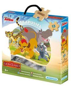 Disney the Lion Guard - 15 biter trepusle