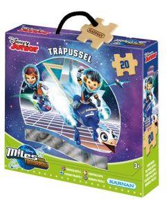 Trepuslespill Miles from tomorrow - 20 biter trepusle