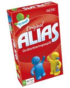 Alias reisespill