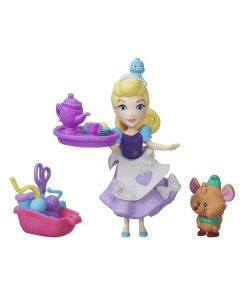 Disney Princess Small Doll Princess & Friend - Askepott