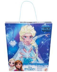 Disney Frozen 3D-puslespill