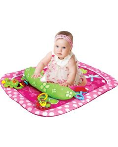 Fitch Baby lekematte for baby - rosa