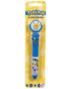 Pokemon penn - 10 farger i 1
