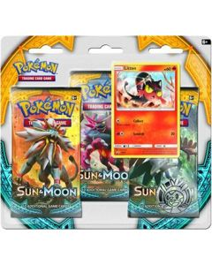 Pokemon Blister 3P Sun & Moon 1