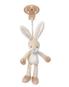 Teddykompaniet Diinglisar clip 16 cm - kanin