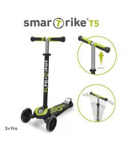 Smart Trike  T5 sparkesykkel - grønn