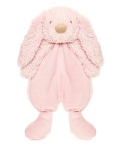 Teddykompaniet Lolli Bunnies sutteklut 29 cm - rosa