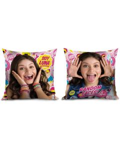 Disney Soy Luna pute med print - Random faces, Soy Luna