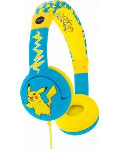 Pokèmon headsett - med låst maksvolum (85db)