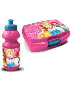 Disney Princess matboks og drikkeflaske
