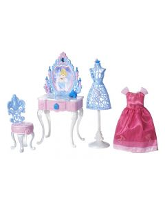 Disney Princess scene set - Askepott