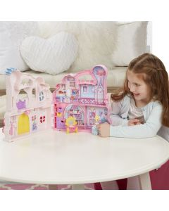 Disney Princess play N carry castle - Askepott