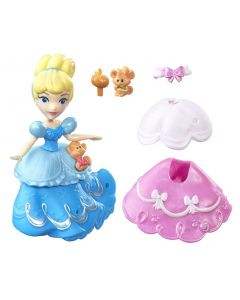 Disney Princess Small Doll and Fashion - Askepott