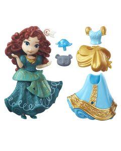 Disney Princess Small Doll and Fashion - Merida