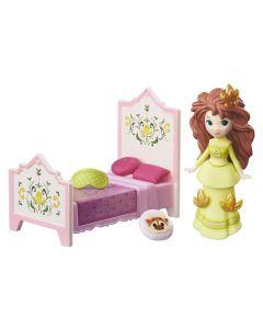Disney Frozen Small Doll & Acc - Anna og soverommet