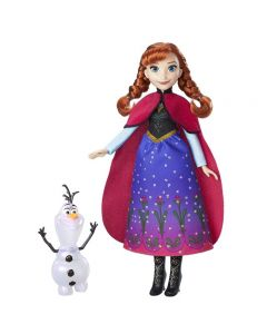 Disney Frozen Northern Lights Anna and Olaf