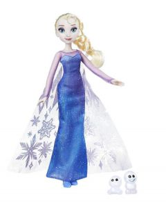 Disney Frozen Northern Lights Elsa and Snowgies