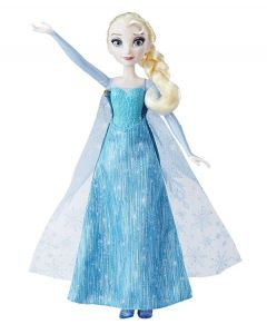 Disney Frozen Transforming Fashion Elsa