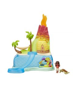 Disney Vaiana island adventure set