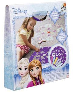 Disney Frozen fortauskritt