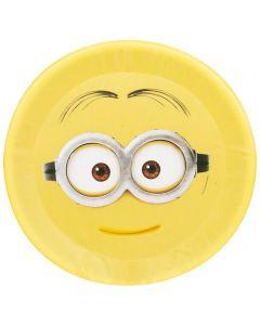 Minions frisbee i skum - 42 cm