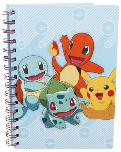 Pokemon A5 notatbok
