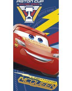 Disney Cars 3 strandhåndkle - 140 x 70 cm