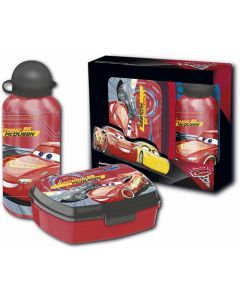 Disney Cars 3 drikkeflaske og matboks