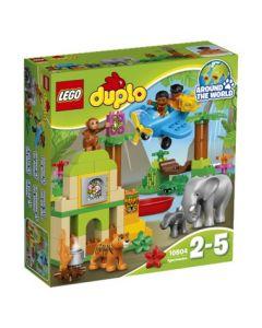 LEGO DUPLO Town Jungel 10804